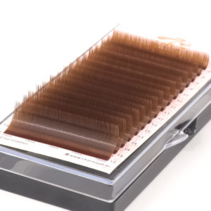 Dark Brown Eyelash Extensions Colorful-lash-extension-custom-curl-custom-color-tapes-private-label-manufacture-lashes-trays-cruelty-free-supplies-salons
